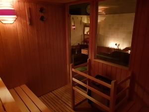 Sauna voor privé gebruik